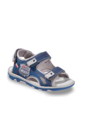 Vicco Cırtlı Erkek Spor Sandalet Saks Mavi