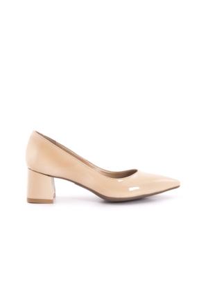 Kemal Tanca Kadın Orta Boy Topuklu Ayakkabı 171TCK591 128-044