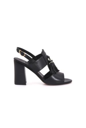 Rouge Kadın Topuklu Sandalet 171RGK625 6475