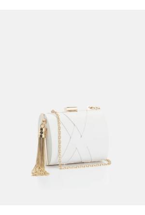 Roman Kadın Beyaz Çanta Y1681303002