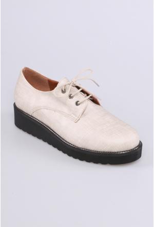 Swellsoft Krem Kadın Ayakkabı-800
