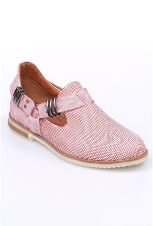 Swellsoft Pudra Petek Kadın Ayakkabı-822