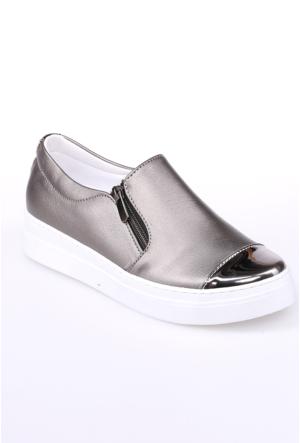 Celens Platin Kadın Ayakkabı-306