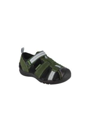 Pediped Sahara Olive Adventure Sandalyeşil Çocuk Sandalet