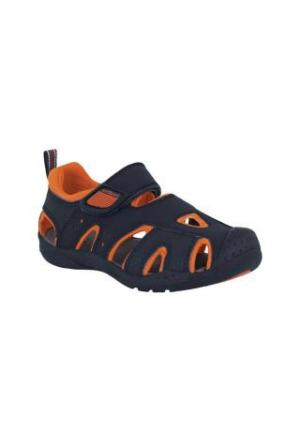 Pediped Shoreline Navy Orange Çocuk Sandalet