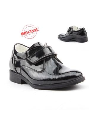 Aydındaş 2200 Erkek Çocuk Sünnetlik Klasik Ayakkabı Cırtlı