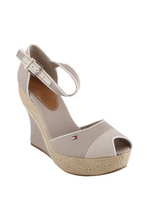 Tommy Hilfiger Fw56815472403 Kadın Ayakkabı T2-6