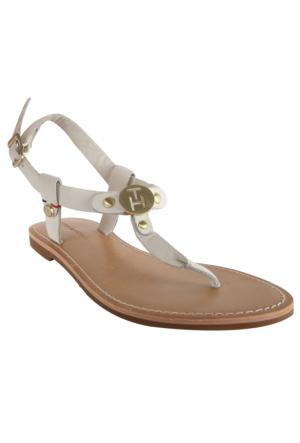 Tommy Hilfiger Fw56815499121 Kadın Sandalet T11-13