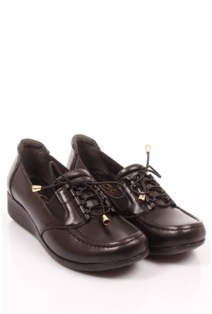 Gön Deri Kadın Ayakkabı 35516