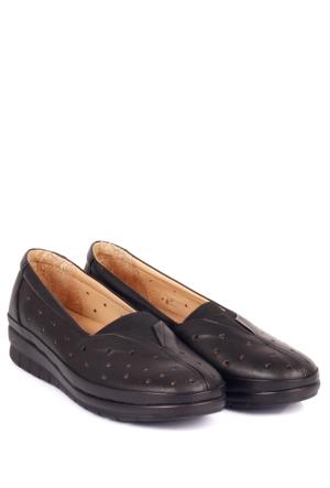 Gön Deri Kadın Ayakkabı 45200
