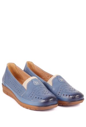 Gön Deri Kadın Ayakkabı 33137