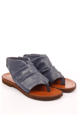 Gön Deri Kadın Sandalet 33211