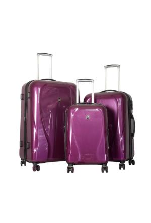 It Luggage Polycarbonate Set It1886-Set Mor
