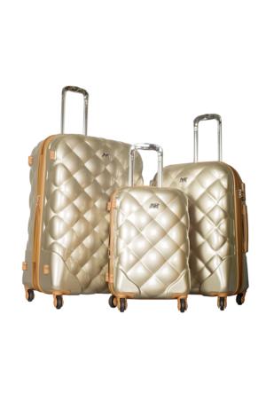Nk Polycarbonate Set Nk025-Set Altın