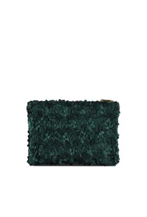 Marjin Danle Günlük Postacı Çanta Yeşil