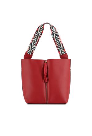 Marjin Amarles Günlük Çanta Kırmızı