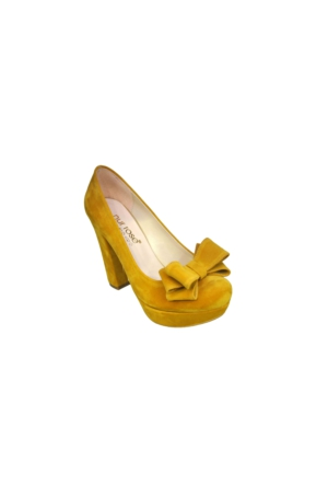 Gold Step Bayan Platform Ayakkabı
