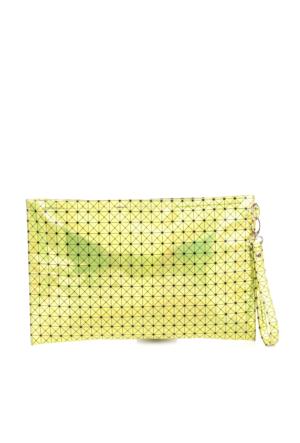 Gio&Mi Cvt-Yvrb Yeşil Damalı El Çantası