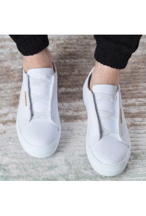 Chekich Erkek Günlük Spor Ayakkabı Beyaz