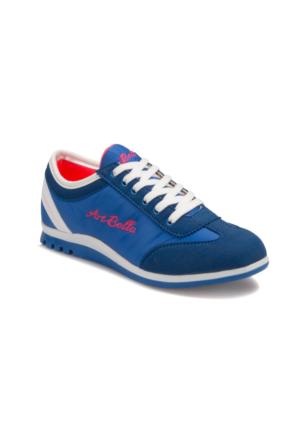 Art Bella Art18 Lacivert Kadın Sneaker Ayakkabı