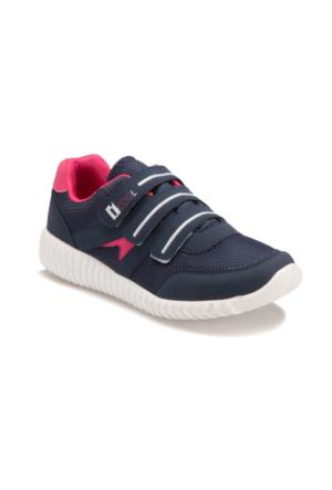 Art Bella U1901 Lacivert Kadın Sneaker Ayakkabı
