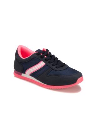 Art Bella U2251 Lacivert Kadın Sneaker Ayakkabı