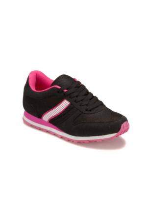 Art Bella U2251 Siyah Kadın Sneaker Ayakkabı