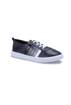 Carmens U1302 Lacivert Kadın Sneaker Ayakkabı
