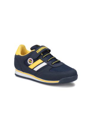 Kinetix Tramor Fb Lacivert Sarı Erkek Çocuk Sneaker Ayakkabı