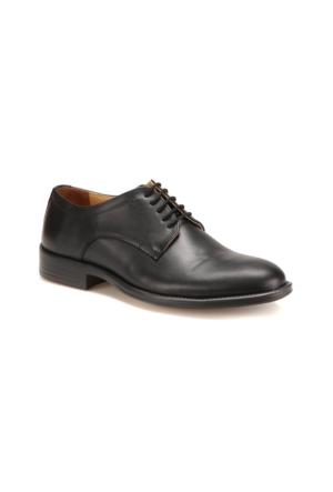 Garamond 017-1 M Siyah Erkek Klasik Ayakkabı