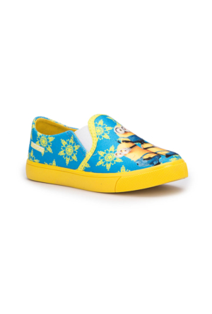Minions Mace Mavi Erkek Çocuk Ayakkabı