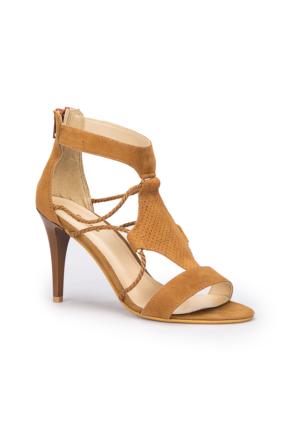 Polaris 71.310194.Z Taba Kadın Ayakkabı