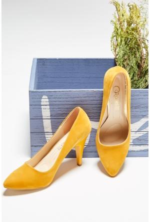 FullaModa Topuklu Ayakkabı 17Y17DED04314