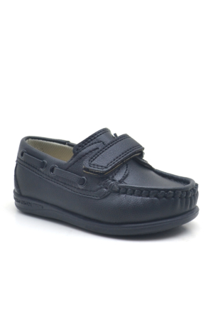 Raker Siyah Timber Cırt Cırtlı Erkek Bebek Ayakkabısı