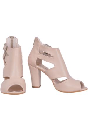 Burucline 4016 Cudo Kadın Ayakkabı 17-1