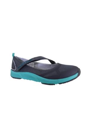 Lumberjack 100236941 Tıny Günlük Kadın Keten Babet Ayakkabı