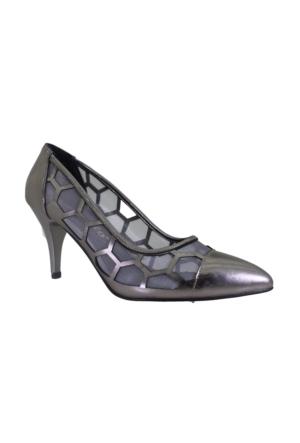 Oflaz Y-262 Günlük Kadın Topuklu Ayakkabı