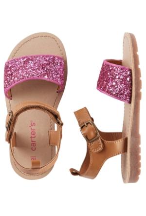 Carter's Küçük Kız Çocuk Sandalet Aprıl