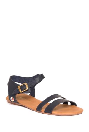 U.S. Polo Assn. Y7Talia Kadın Sandalet