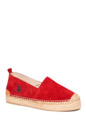U.S. Polo Assn. Y7Alisia Kadın Ayakkabı