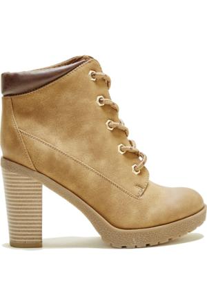 Hogg Topuklu Bot Ayakkabı
