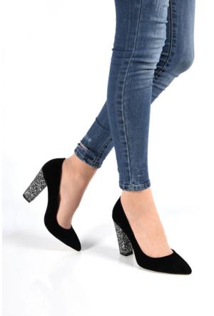 Sapin 25611 Kadın Topuklu Ayakkabı