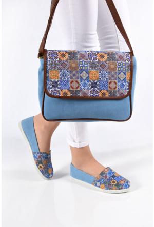 Sapin 88025 Kadın Çanta