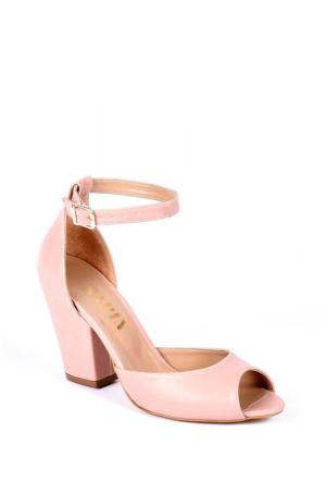 Sapin 25615 Kadın Topuklu Ayakkabı
