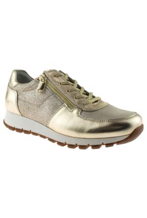 Greyder 51560 Zn Urban Casual Altın Bayan Ayakkabı