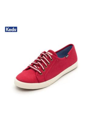 Keds Wf47575 Celeb Canvas Red Ayakkabı