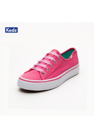 Keds Wf49941 Double Up Ltt Coral Ayakkabı