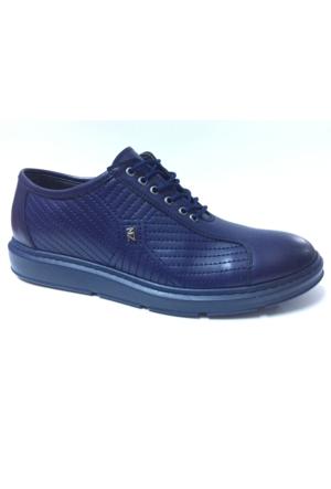 Zeki Narin 3025 Lacivert Casual Erkek Ayakkabı