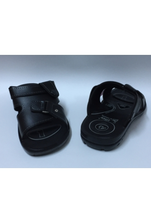 Ziley Siyah Terlik Sandalet