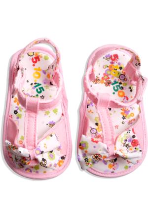 Hogg Çiçekli İlk Adım Ayakkabı